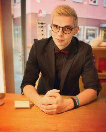 Marc mit BrillederWoche50-17